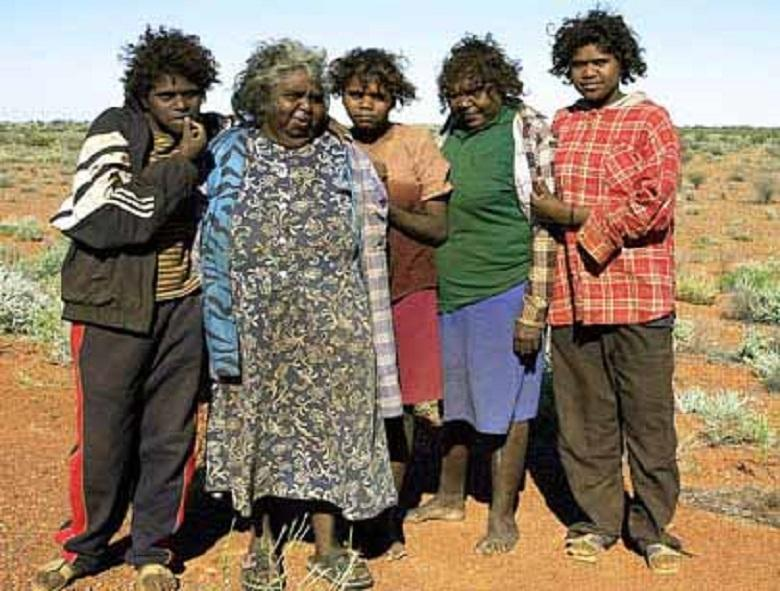 Why 46,000 years artifacts of the aborigines of Australia destroyed?