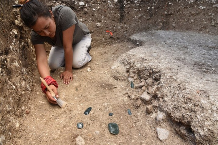Ancient wars: mysterious object found in Guatemala helped scientists unravel the causes