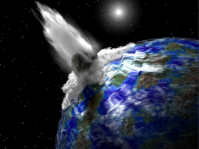 NASA's asteroid simulation shows Earth's inevitable disaster in North Africa and Europe