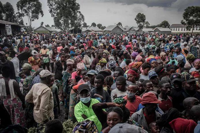 Evacuations in Goma for fear of new volcanic eruption, volcanologists head to Nyiragongo