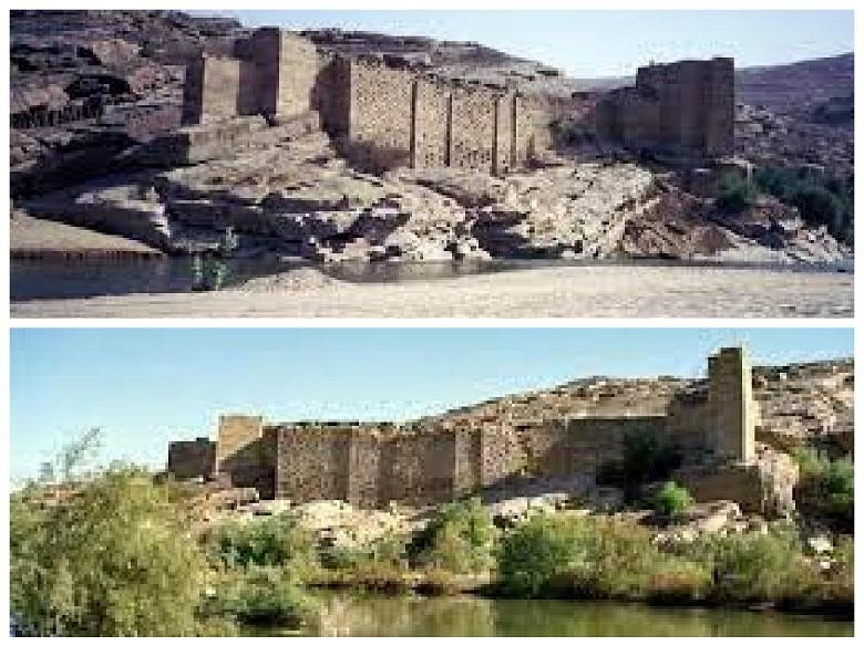 Ancient great dam of marib, what Quran said about the empire