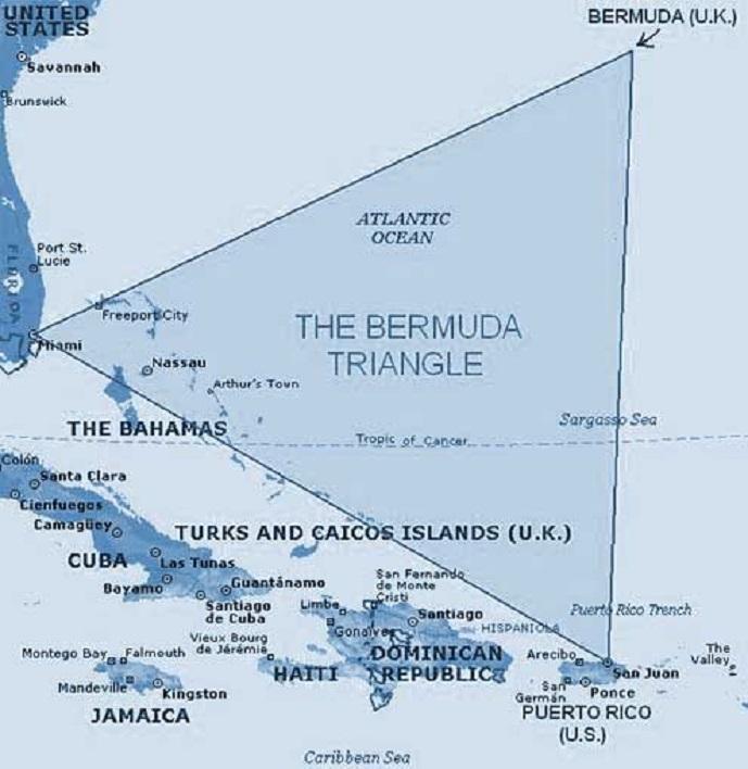 """Devil's Sea"": The mystery about the Bermuda Triangle"
