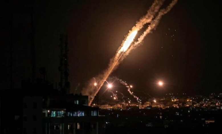 Rocket attacks in Israel: Hamas group fired 2300 rockest in 6 days