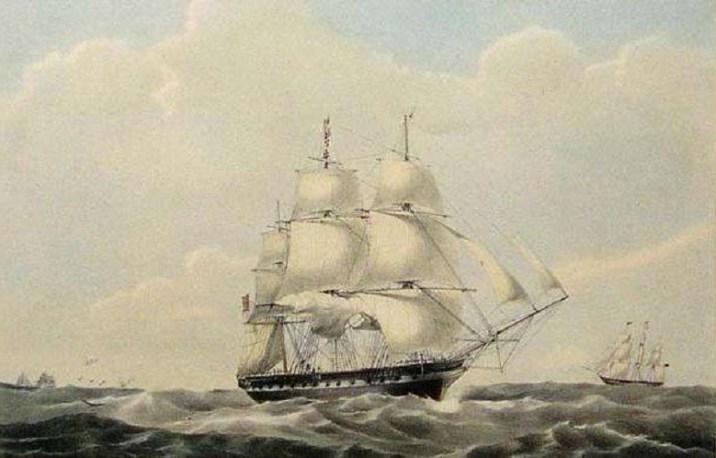 Madagascar (1837 ship)