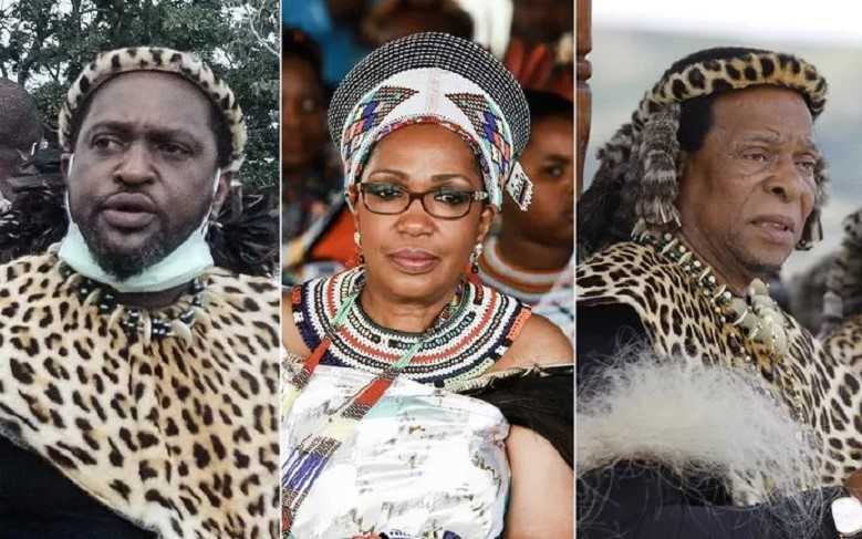 Zulu Queen names son as successor in her will: how rumors of poisoning and intrigue within family lead to unseen drama