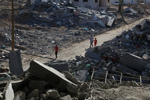In the language of rockets: why Israel and Palestinians cannot reconcile