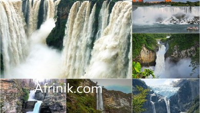 Ten famous waterfalls in the world [Photos]