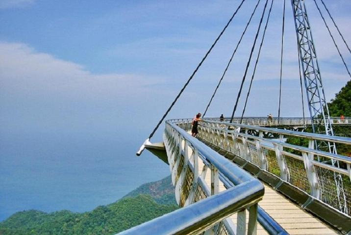 """Sky Bridge"" Langkawi (Malaysia)"