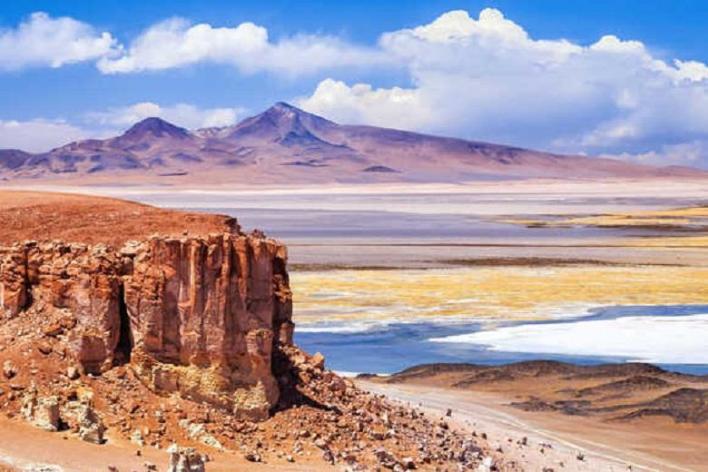 Double complex in the Atacama
