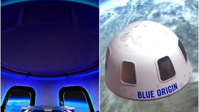 First passenger space flight in Blue Origin: Jeff Bezos will go into space himself in July