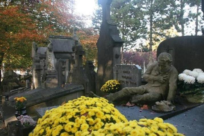 mysterious cemetery-museum of Campo Santo