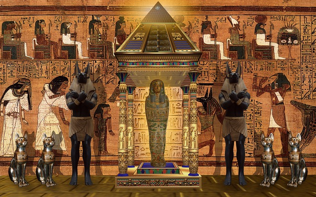 Osiris, Nile, or Horus: What Egyptian god are you by date of birth?