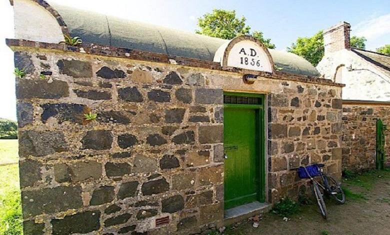 Smallest prison in the world; what else is it famous for?