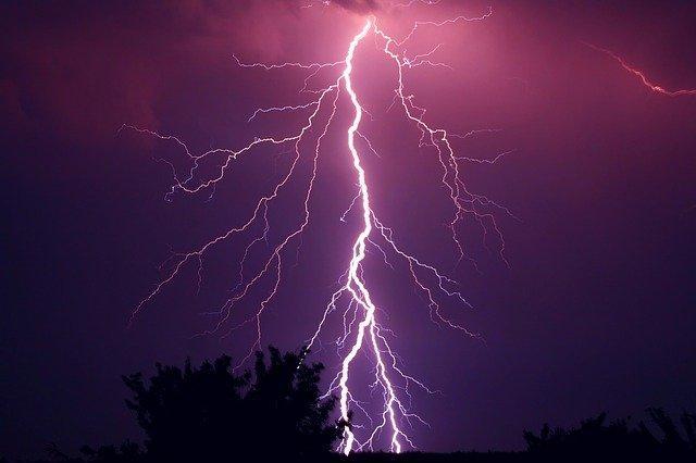 Struck by lightning, voodoo priests exorcising Ethiopian airline