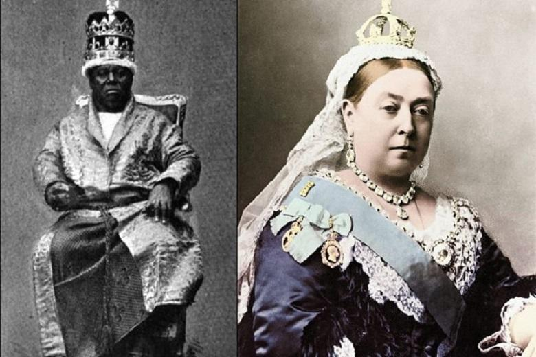 Queen Victoria of England nearly became Queen of Nigeria due to translation difficulties