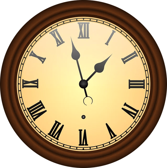 Who invented time and who invented hours, minutes and seconds