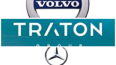 Volvo, Traton, and Daimler want to set up a European charging station network for trucks