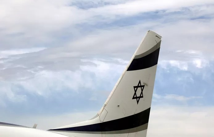Commercial flights between Israel and Morocco for the first time