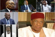 From president to prison: 6 African Ex-presidents already in prison