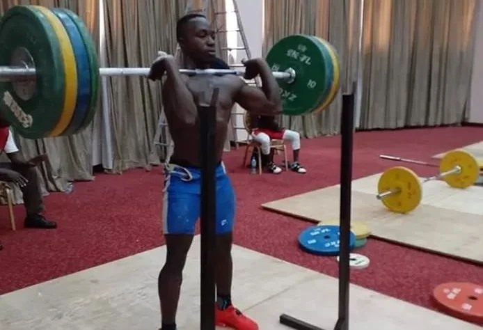 Ugandan Olympic weightlifter charged with cheating