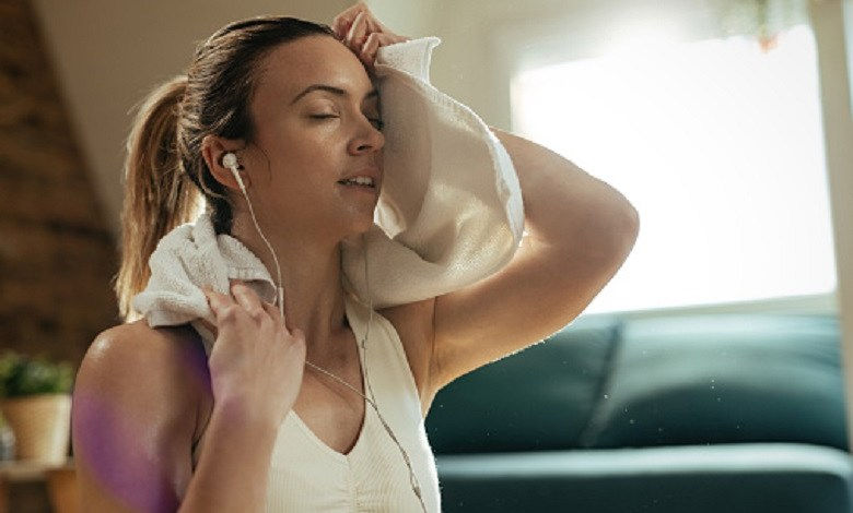 10 signs your sweating is hazardous to your health