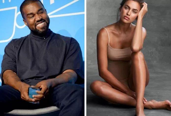 Kanye West and Irina Shayk are still dating