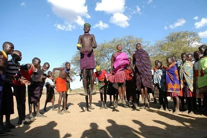 Edonga dance