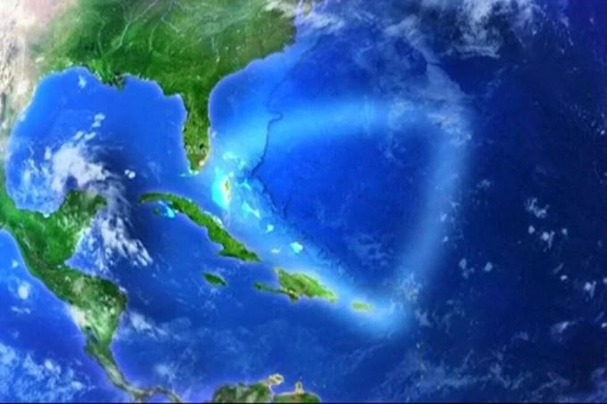 Bermuda Triangle location