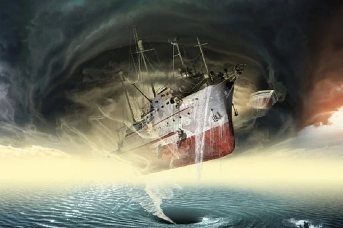 What is happening in the Bermuda Triangle: Where technology and people disappear