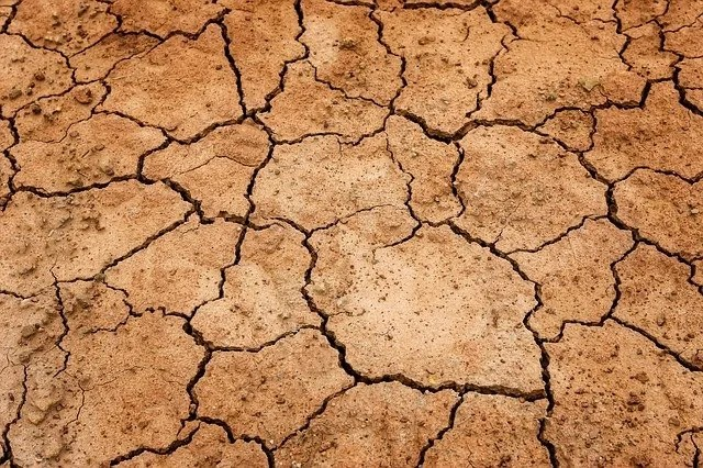 More droughts