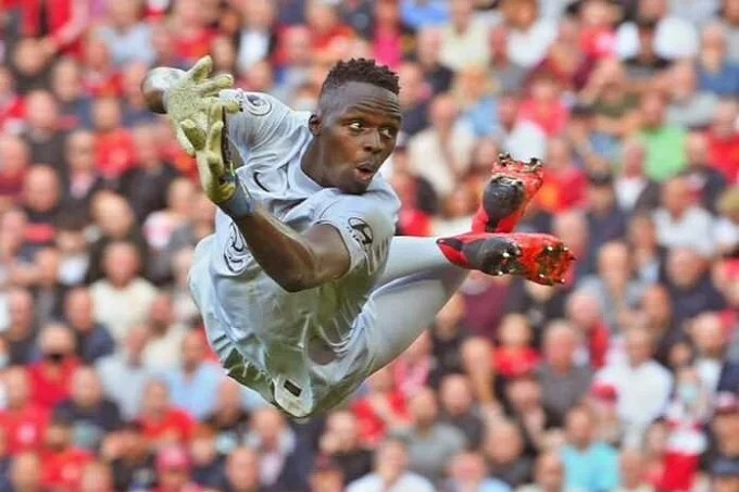 Edouard Mendy, the Flying Lion of Chelsea