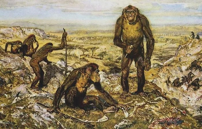 Why and how ancient people artificially arranged mass extinction of animals
