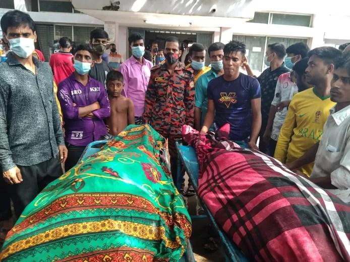 Lightning disaster in bangladesh wedding, 17 people die