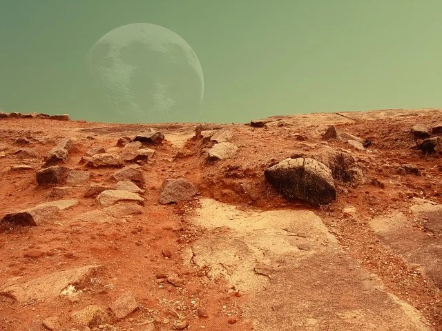 NASA is looking for people who want to pretend to live on Mars for a year