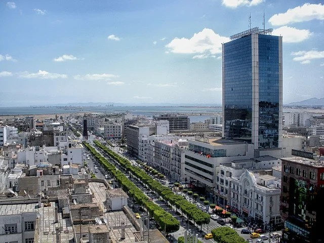 Top 10 tourists and best cities in Tunisia