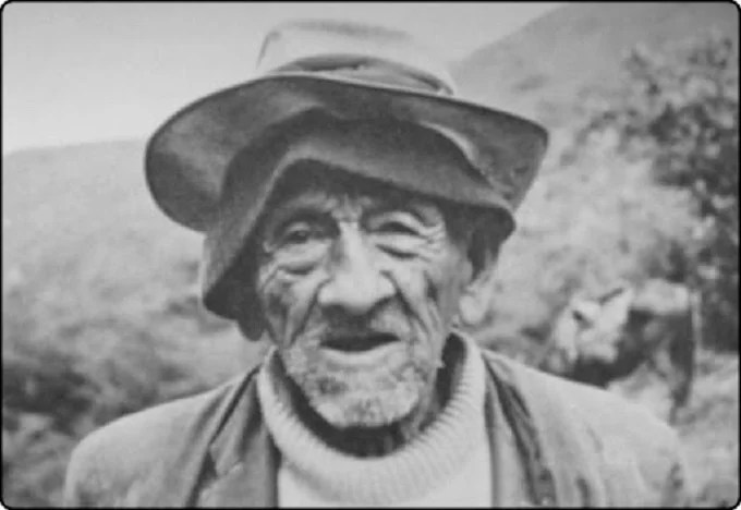 Vilcabamba one of the oldest man in 1970s report