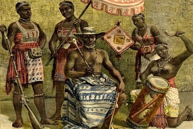 Dahomey Amazons are the most formidable women in history