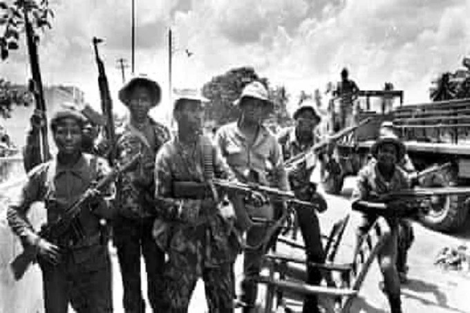 MPLA (Movement for the Liberation of Angola)