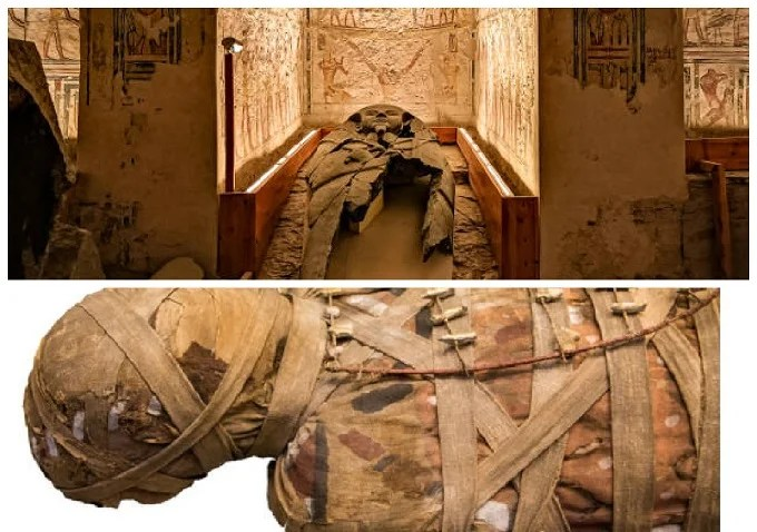 Scary facts about real mummies known to science