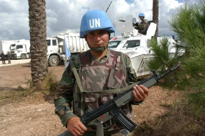 """Peacekeepers accused of sexual abuse, """"reputation of the UN is at stake"""""""