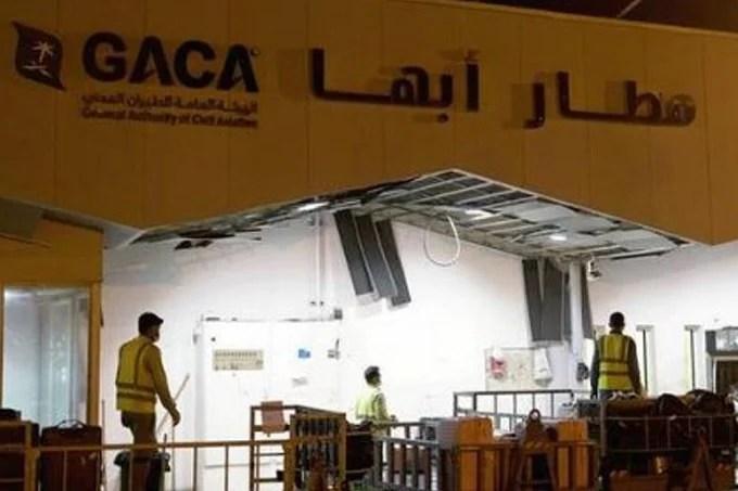 Rocket attacks on Saudi Arabia