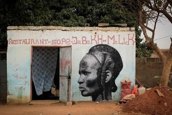 Portrait of Women of Dahomey Amazons
