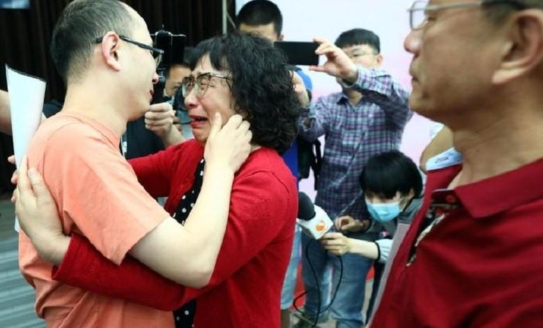 Parents find kidnapped son (2) after 32 years: 'Best gift ever'