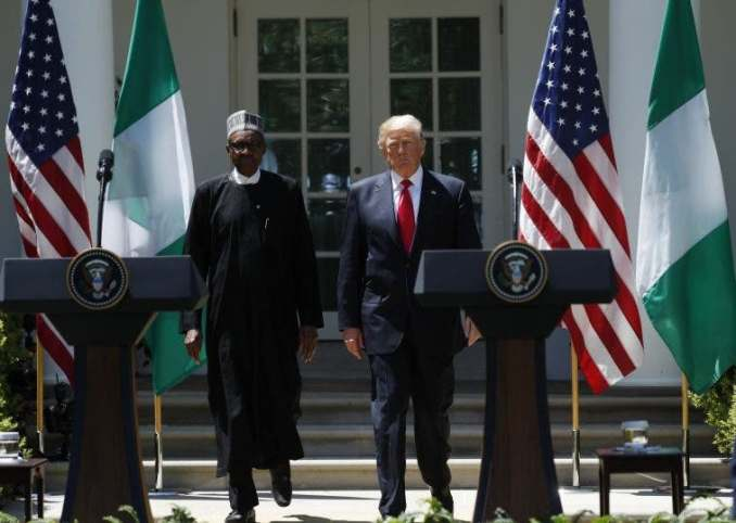 Donald Trump Supports Nigeria on Twitter ban