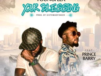 Youngflex - Your Blessing Ft. Prince Barry