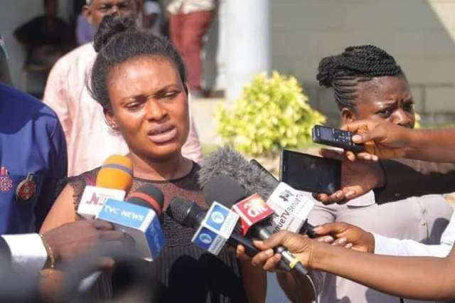 Domestic violence: Gov Ortom reconciles Channel Reporter, wife (PHOTOS) – Afripost Newspaper