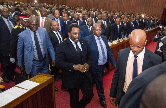 «Stop à l'acharnement contre Katumbi» : la lettre à Kabila des députés et sénateurs