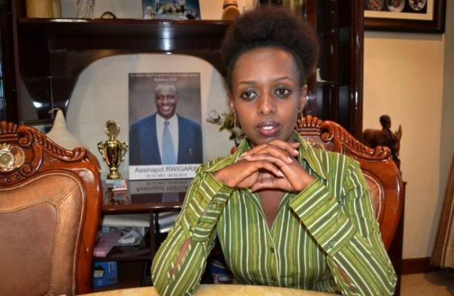 Rwanda : Diane Rwigara, la fille qui défie Kagame