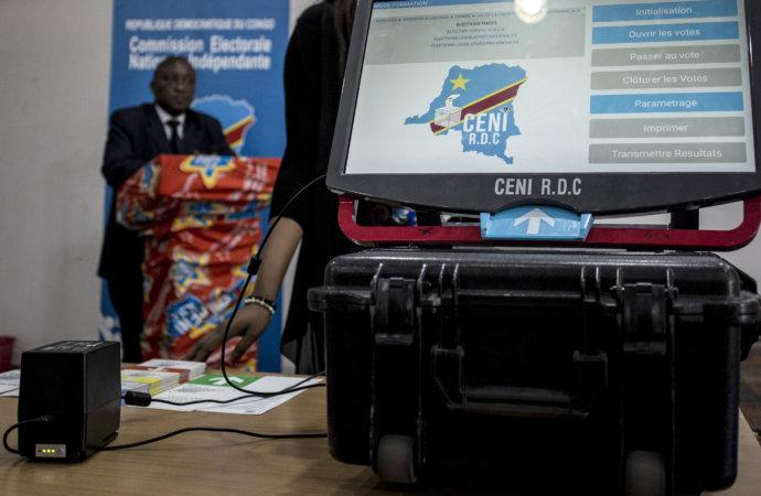 RDC : La commission électorale coréenne renie elle aussi  la machine à voter