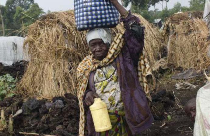 RDC : Des milliers des déplacés à Shabunda au Sud-Kivu